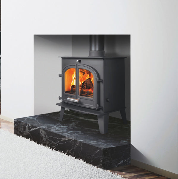 Cleanburn Norreskoven Traditional - The Stove House Midhurst Nr Chichester West Sussex