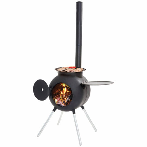 Ozpig Outdoor Cooker, Barbecue, Heater & Grill - The Stove House Midhurst Nr Chichester West Sussex