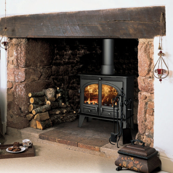 Parkray Consort 9 Slimline Stove - The Stove House Midhurst Nr Chichester West Sussex