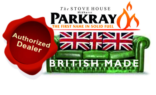 Parkray Consort 7 Boiler Stove - The Stove House Midhurst Nr Chichester West Sussex