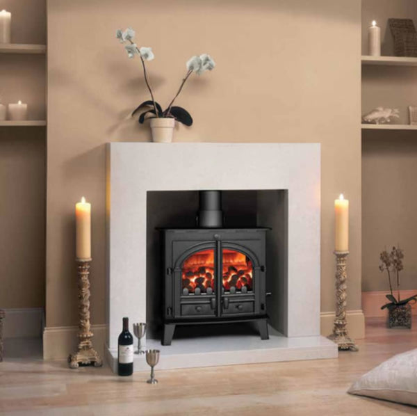 Parkray Consort 5 Slimline Stove - The Stove House Midhurst Nr Chichester West Sussex