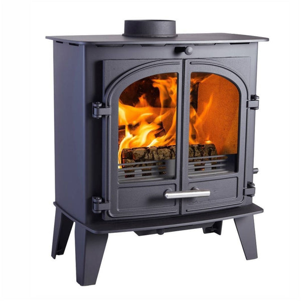 Cleanburn Sonderskoven Traditional - The Stove House Midhurst Nr Chichester West Sussex