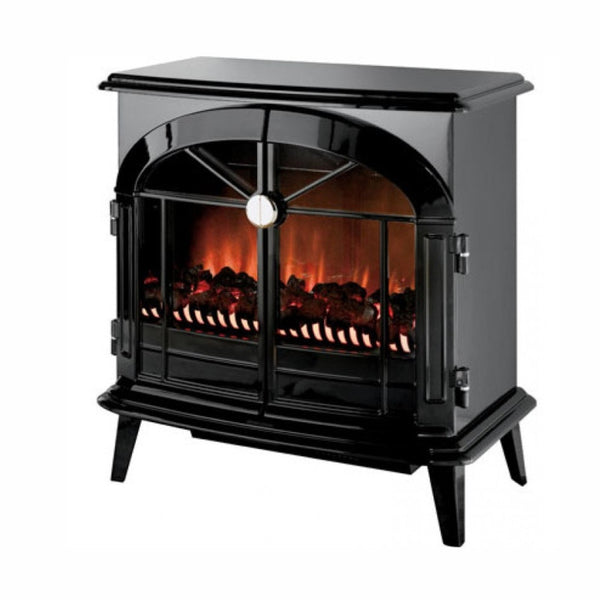 Dimplex Stockbridge LED Optiflame Electric Stove - The Stove House Midhurst Nr Chichester West Sussex