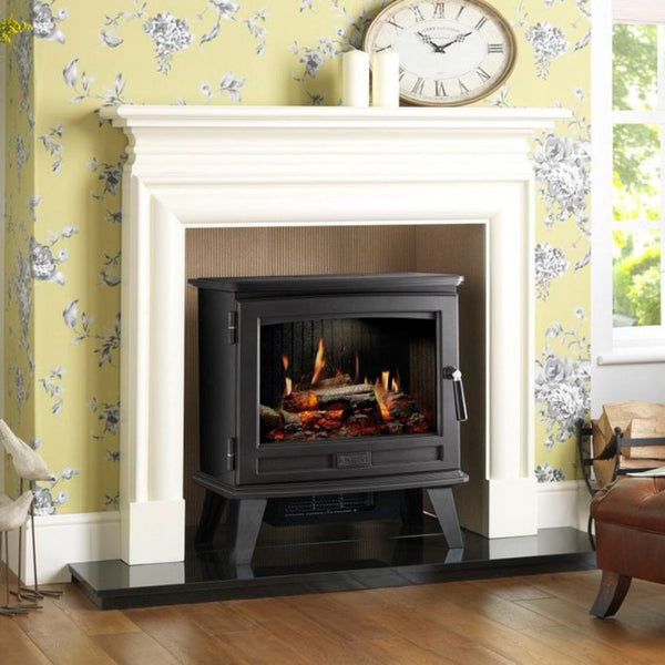 Dimplex Sunningdale Opti - V Electric Stove - The Stove House Midhurst Nr Chichester West Sussex