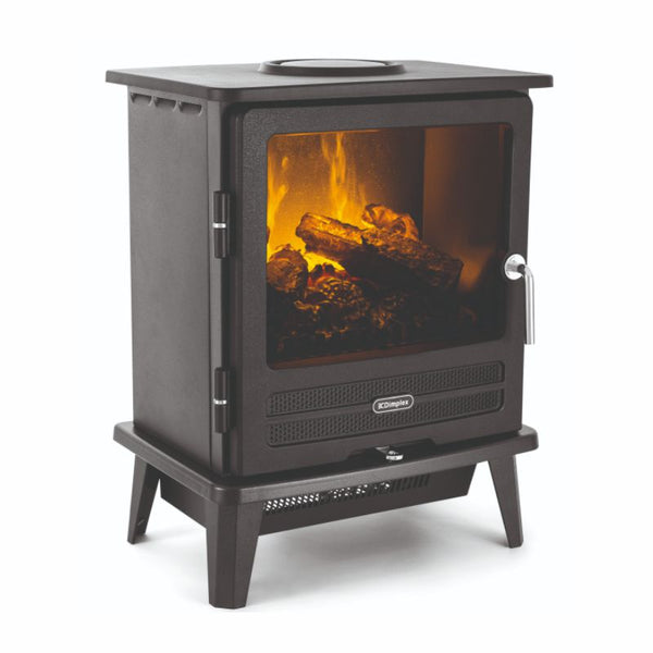 Dimplex Willowbrook Opti Myst Electric Stove - The Stove House