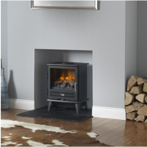 Dimplex Willowbrook Opti Myst Electric Stove - The Stove House Midhurst Nr Chichester West Sussex