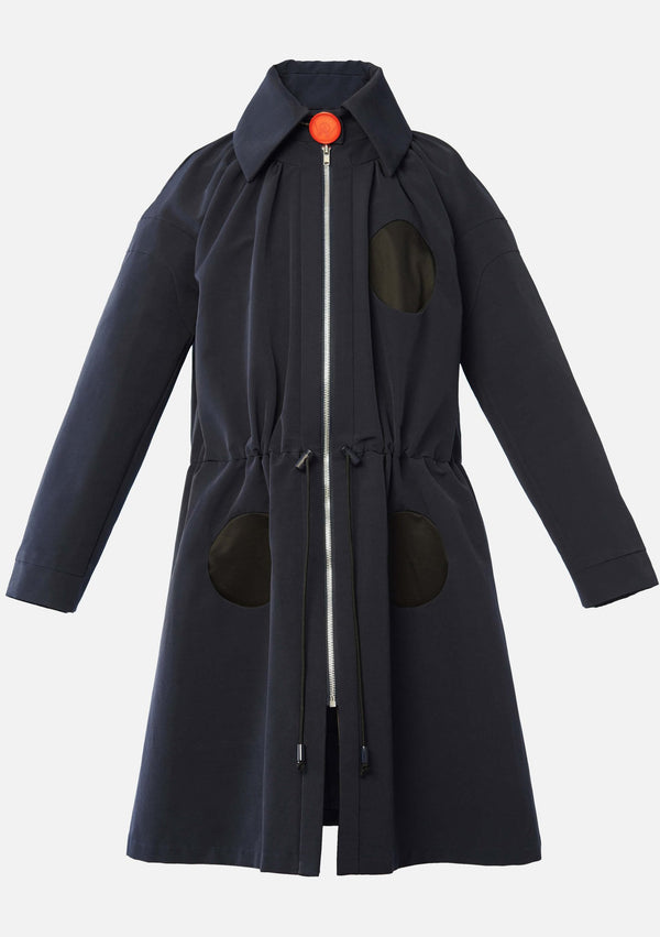 Aree Midnight Coat