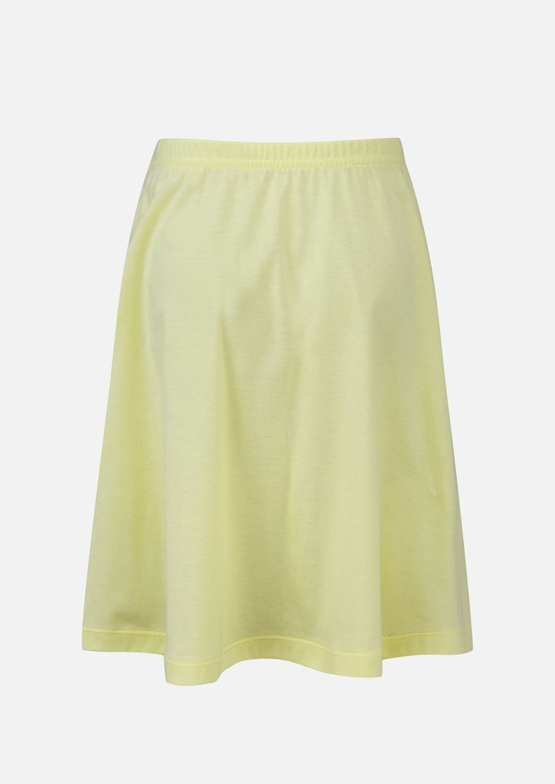 Owa Yurika Sophie Girls Yellow Skirt