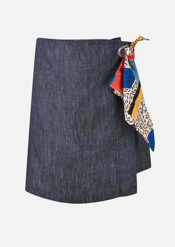 Alice Denim Skirt