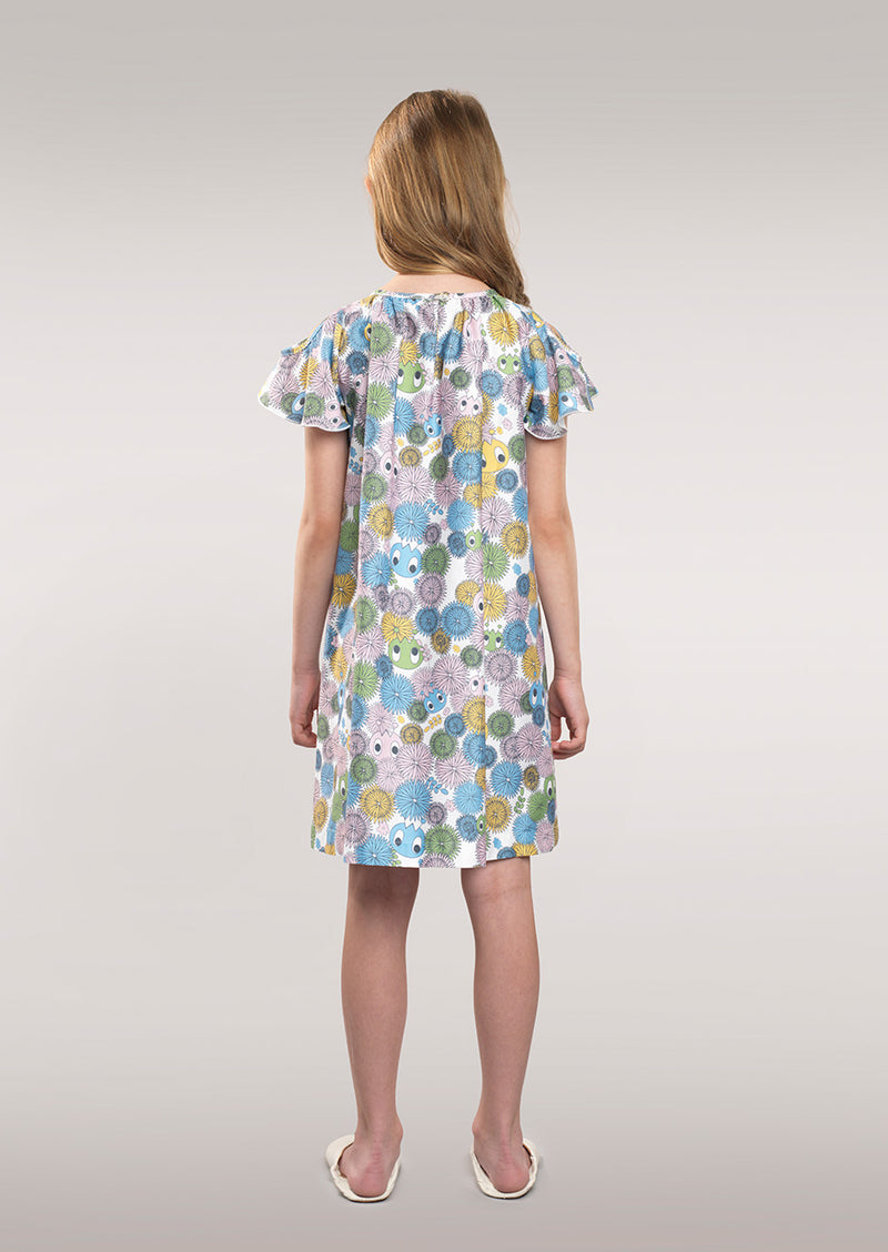 Owa Yurika Romy Girls Spring Summer Dress