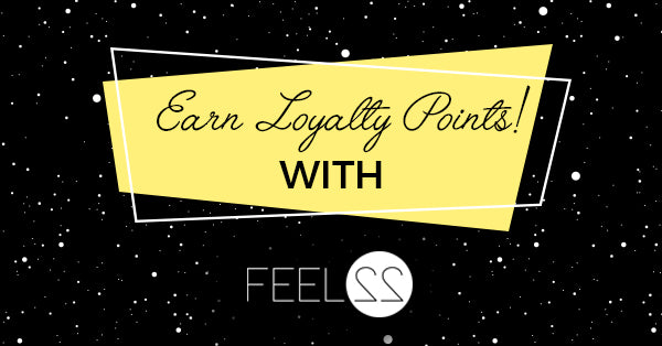 Spend more, Earn more! with feel22 Rewards