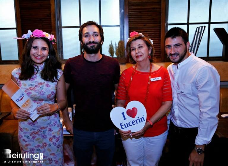 Eucerin - Unlock your skin's potential - Natural beauty event at Divvy