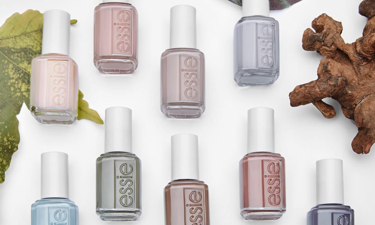OMG! The Essie Wild Nudes 2017 Collection is here!