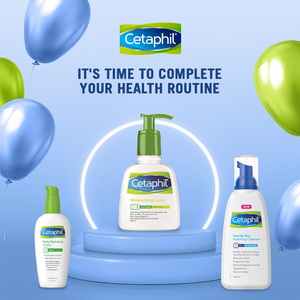 Cetaphil - 7 Days Of Positivity