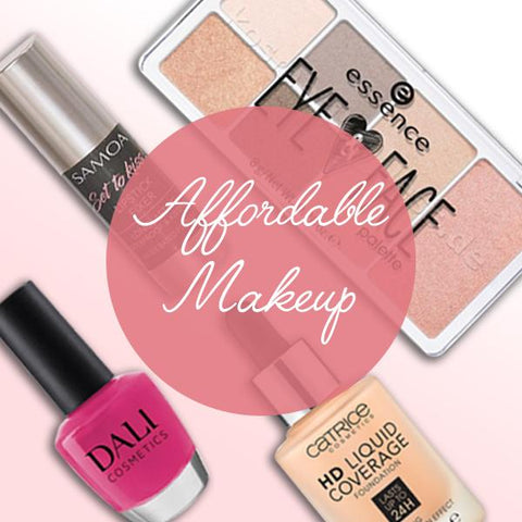 Affordable Makeup