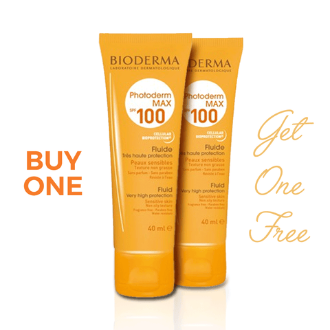 Bioderma Photoderm Max Fluid SPF100 - Buy one get one free