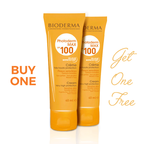 Bioderma Photoderm Max Cream SPF100 - Buy one get one free