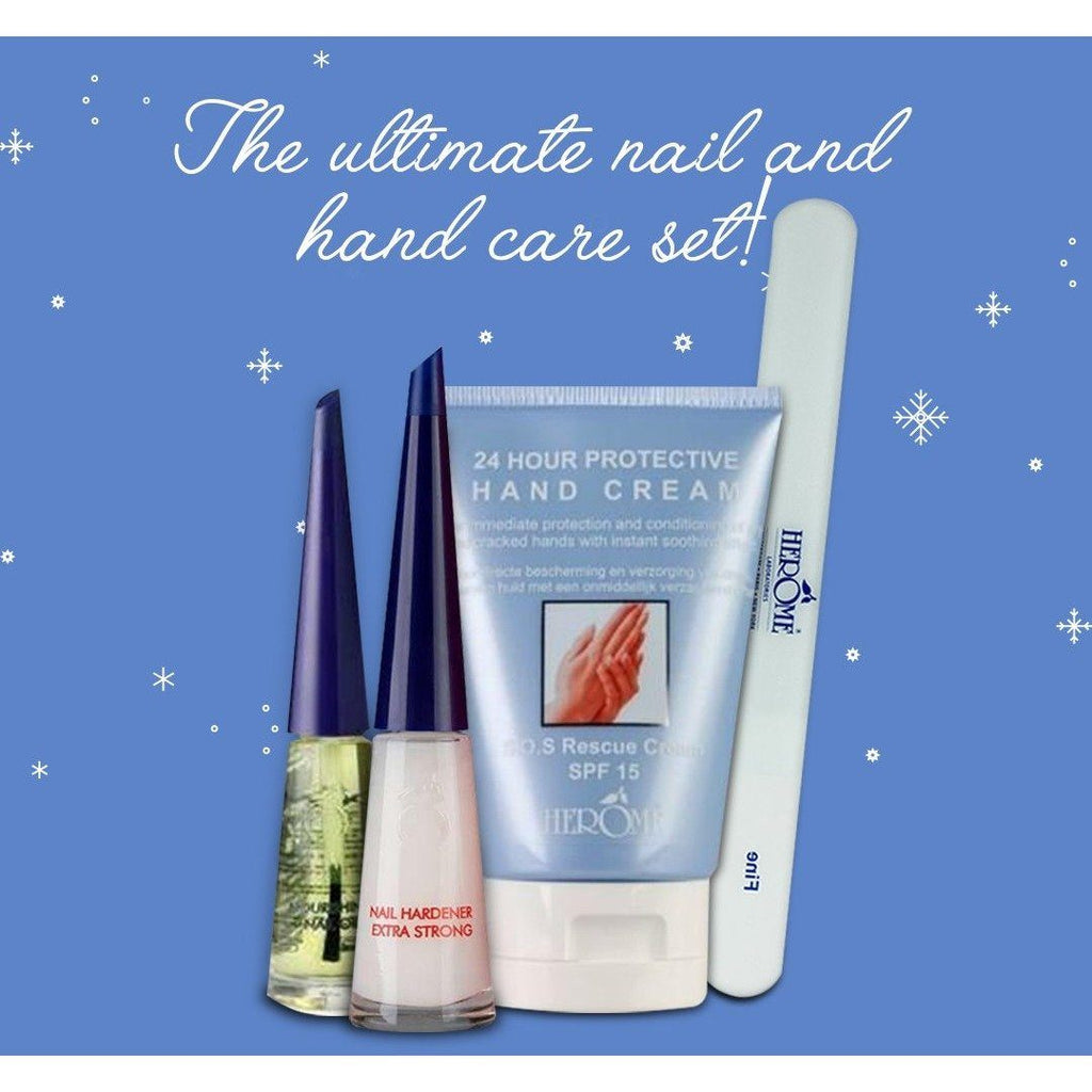 Herome The Perfect Nail & Hand Care Set