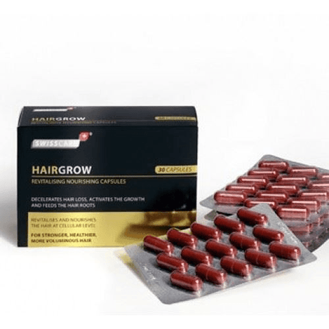 Swisscare Hairgrow Capsules 60 caps