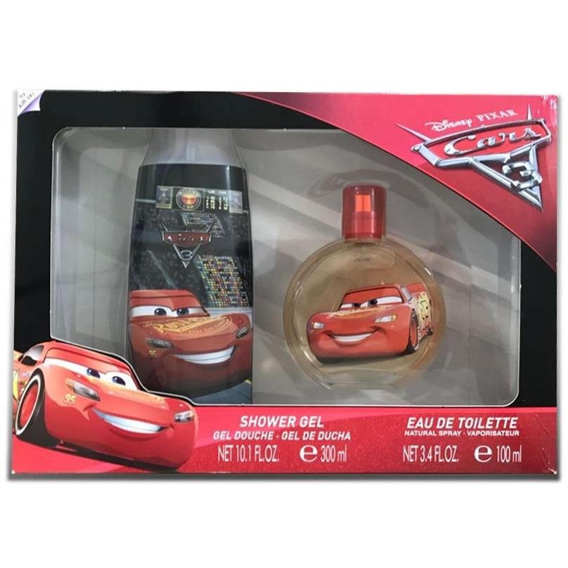 Disney Cars Eau de Toilette Gift Set for Kids