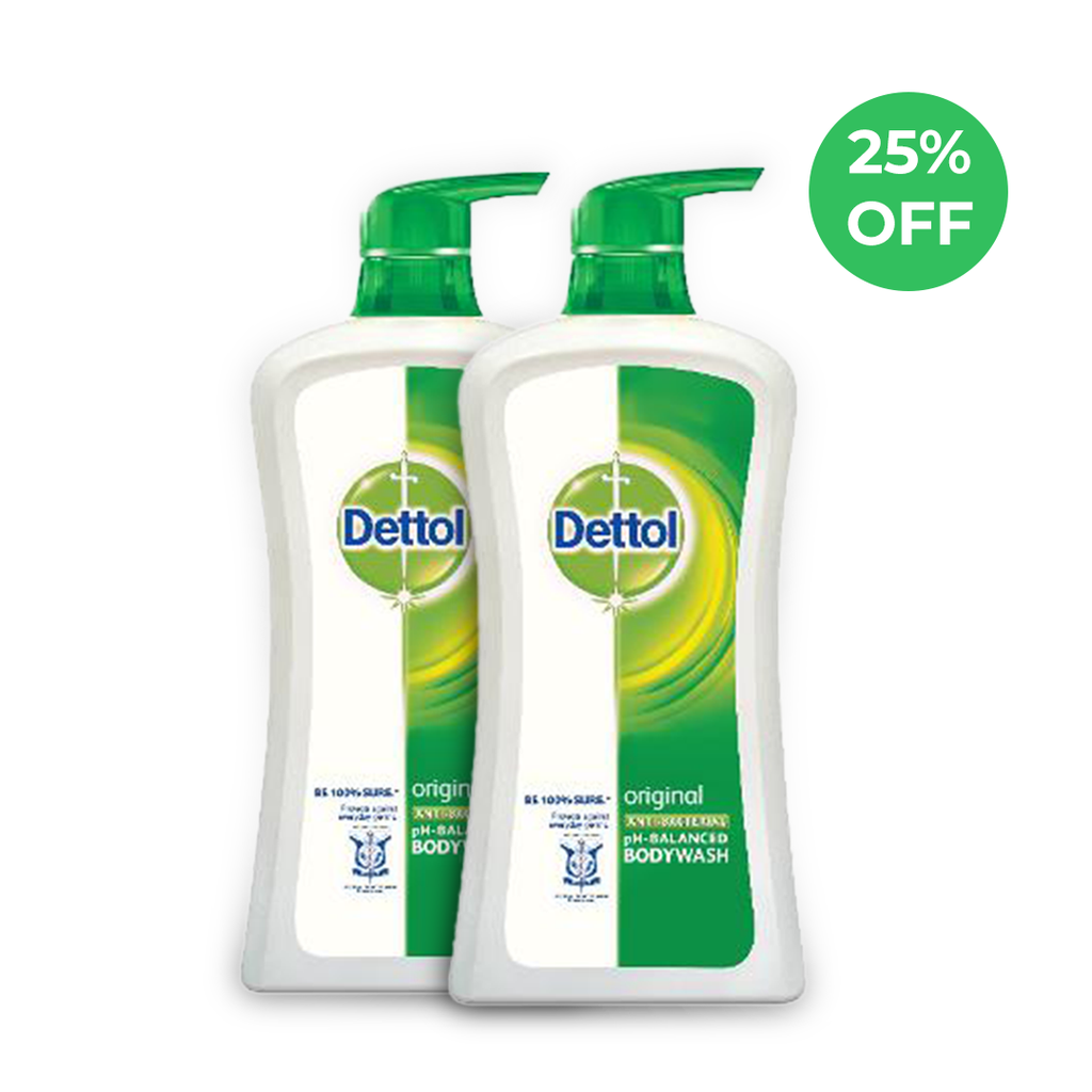 Dettol Shop Online Feel22 Lebanon Tagged Under 25 Deep Cleanse Body Wash 400ml Pouch Anti Bacterial Shower Gel Buy 2 At Off