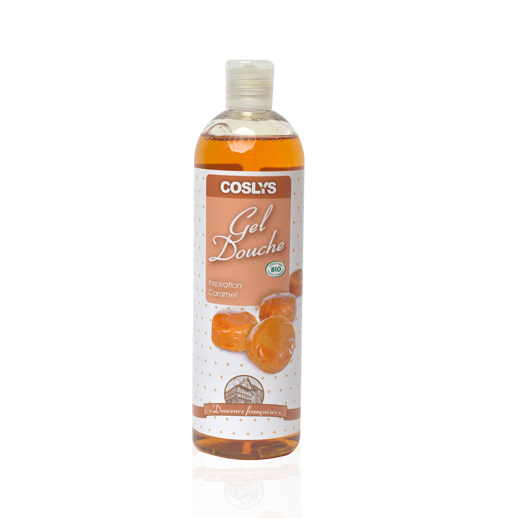 Coslys Shower Gel 500ml - 4 Scents Available