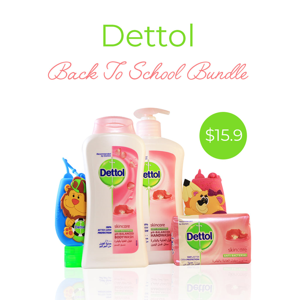 Dettol Back to School Bundle