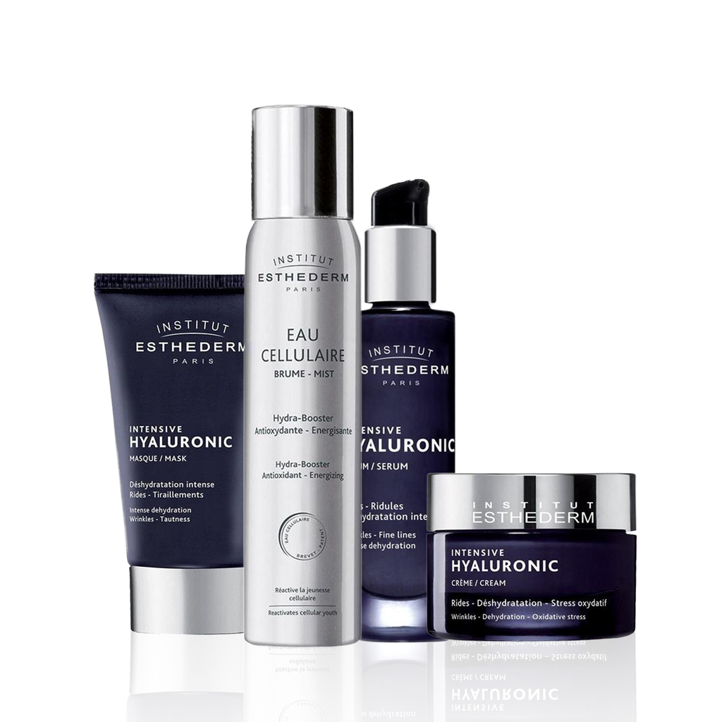 Esthederm Intensive Hyaluronic Gift Set: Deep Hydration & Anti-Wrinkles