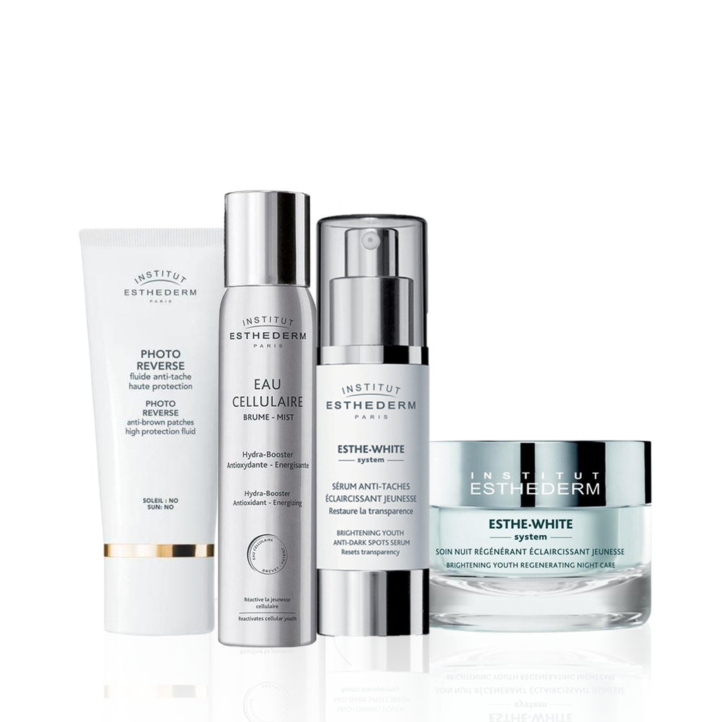 Esthederm Este-White Gift Set: Fights Dark Spots