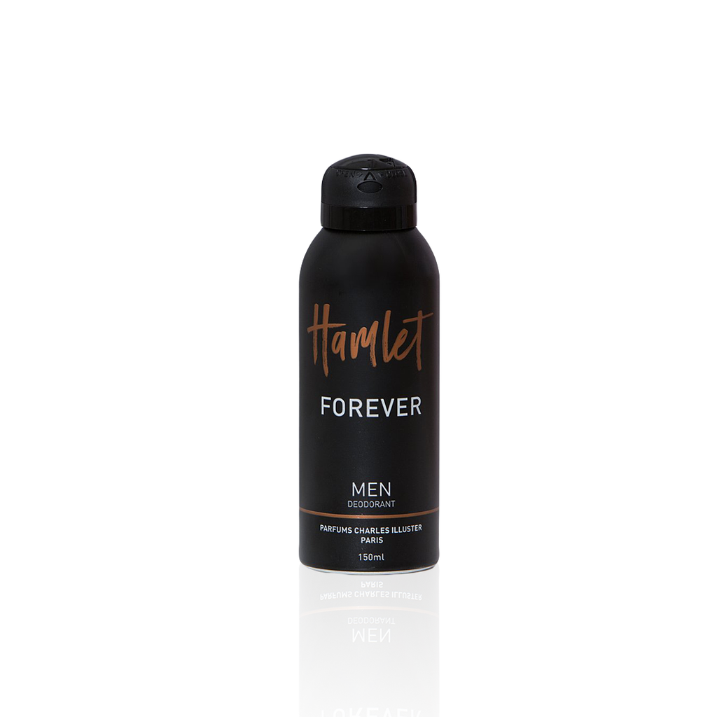Hamlet Forever Perfumed Deodorant For Men