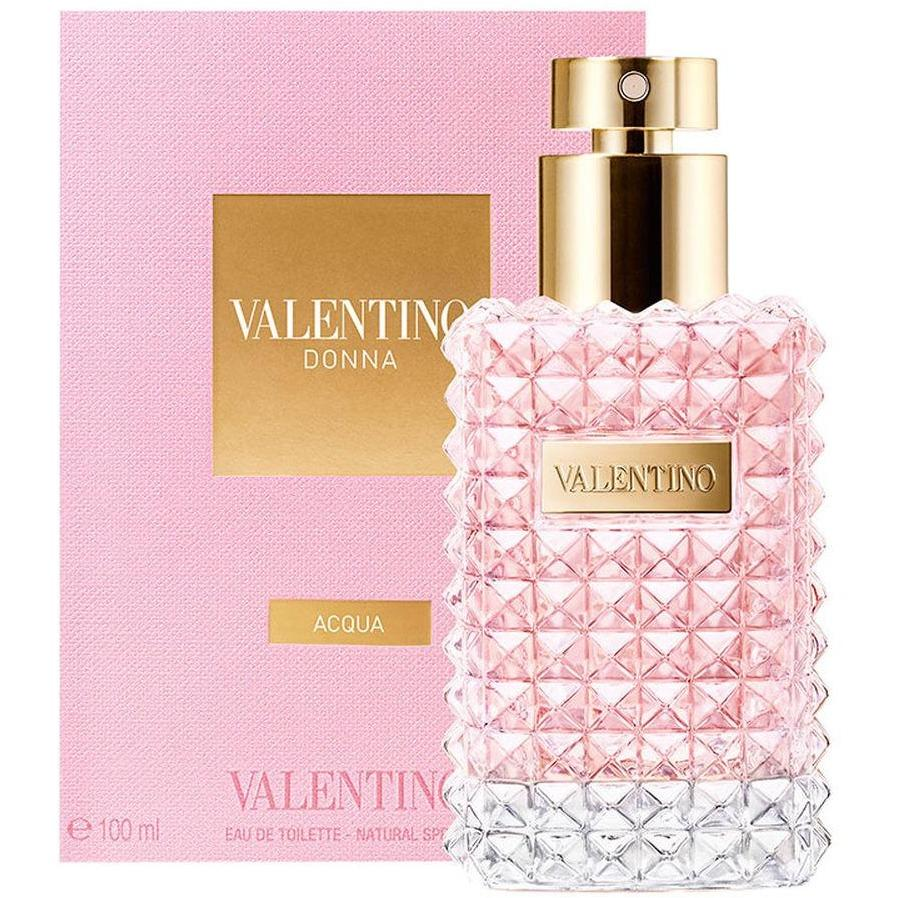 Valentino Donna Acqua Eau De Toilette For Women