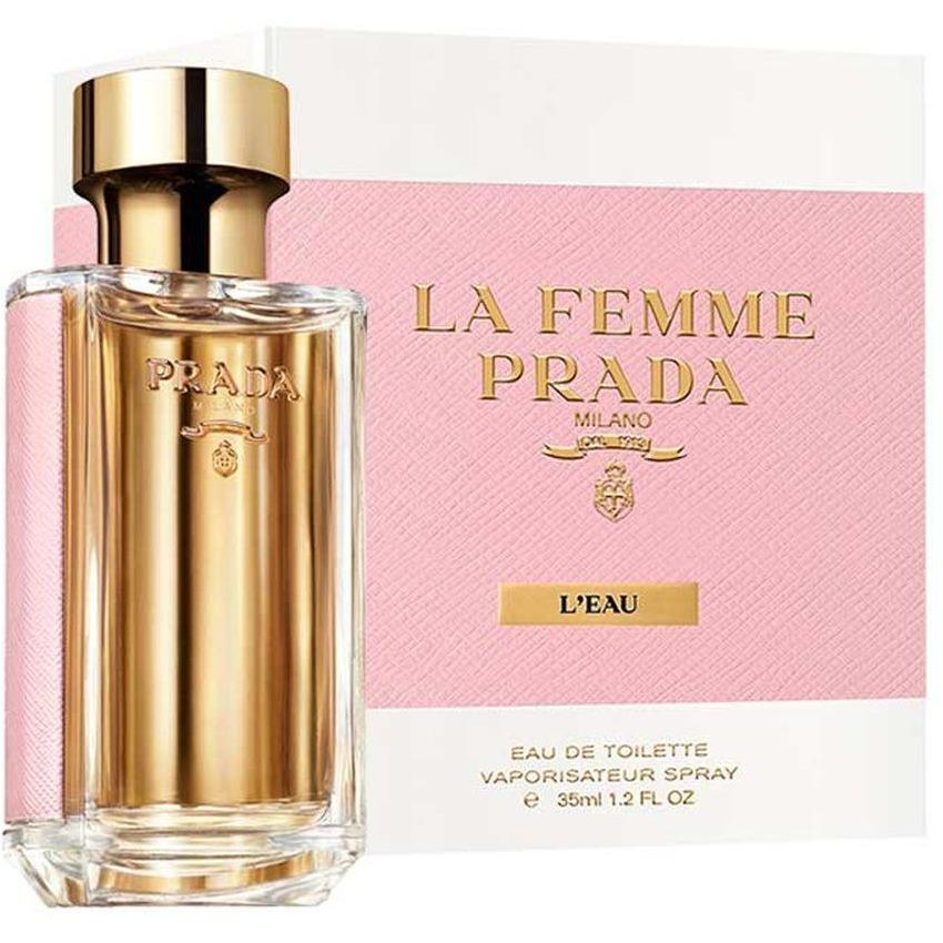 Prada La Femme L'Eau Eau de Toilette For Women