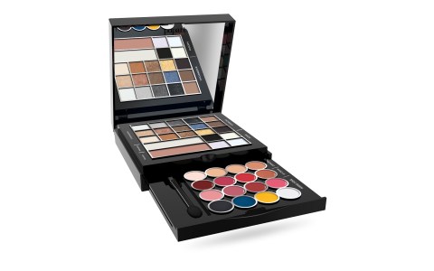 Pupa Pupart M Makeup Kit (3 Colors Available)