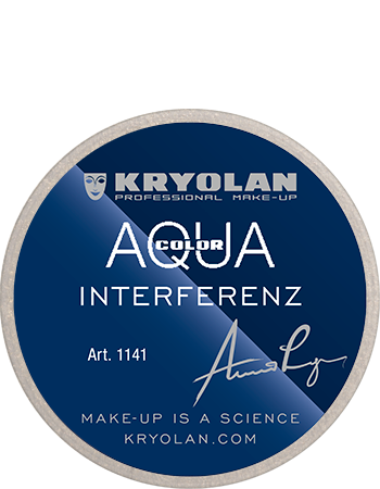 Kryolan Aquacolor Interferenz Wet Make-up Art. 1141
