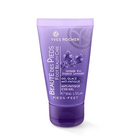 Yves Rocher Foot Anti-Fatigue Iced Gel + FREE YVES ROCHER SURPRISE ITEM
