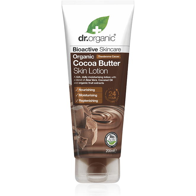 Dr. Organic Cocoa Butter Skin Lotion