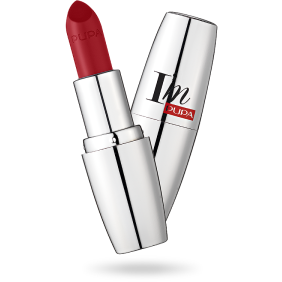 Pupa I'm Lipstick - Pure, Intense Color & Absolute Shine