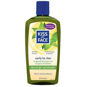 Kiss My Face Shower Gel Early To Rise 473ml