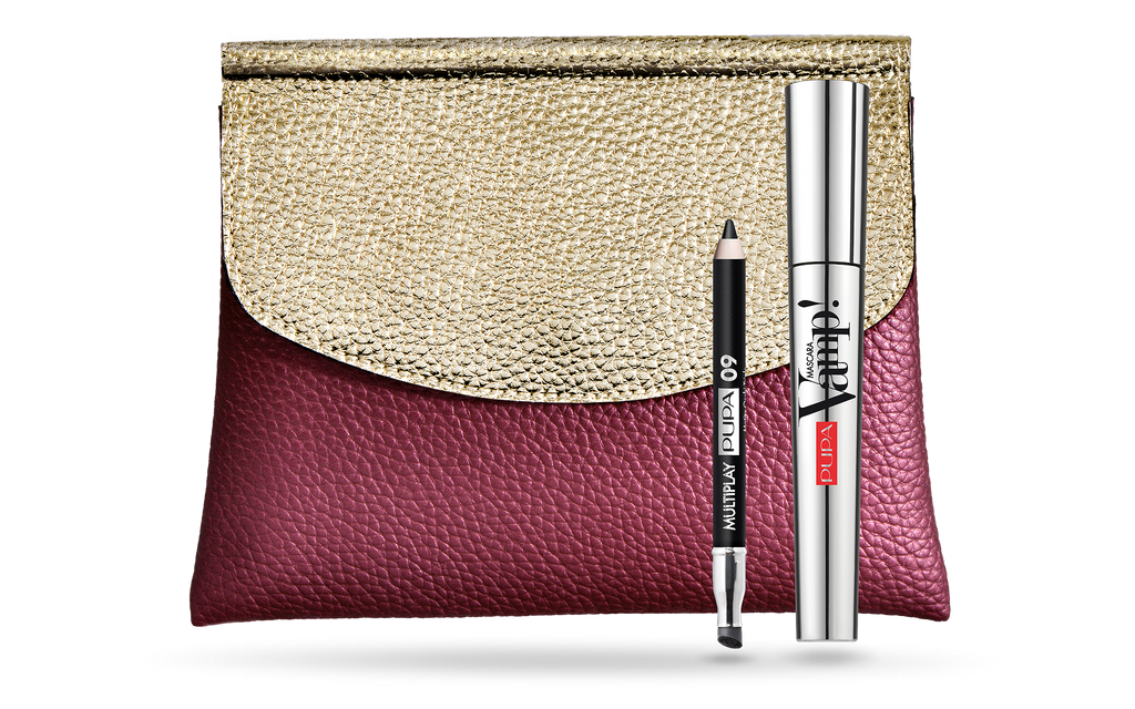 Pupa Milano Makeup Kit: Vamp! Mascara & Multiplay Eyeliner