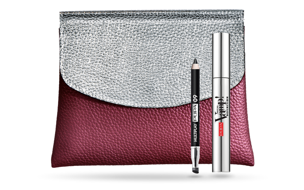 Pupa Milano Makeup Kit: Vamp! Definition Mascara & Multiplay Eyeliner