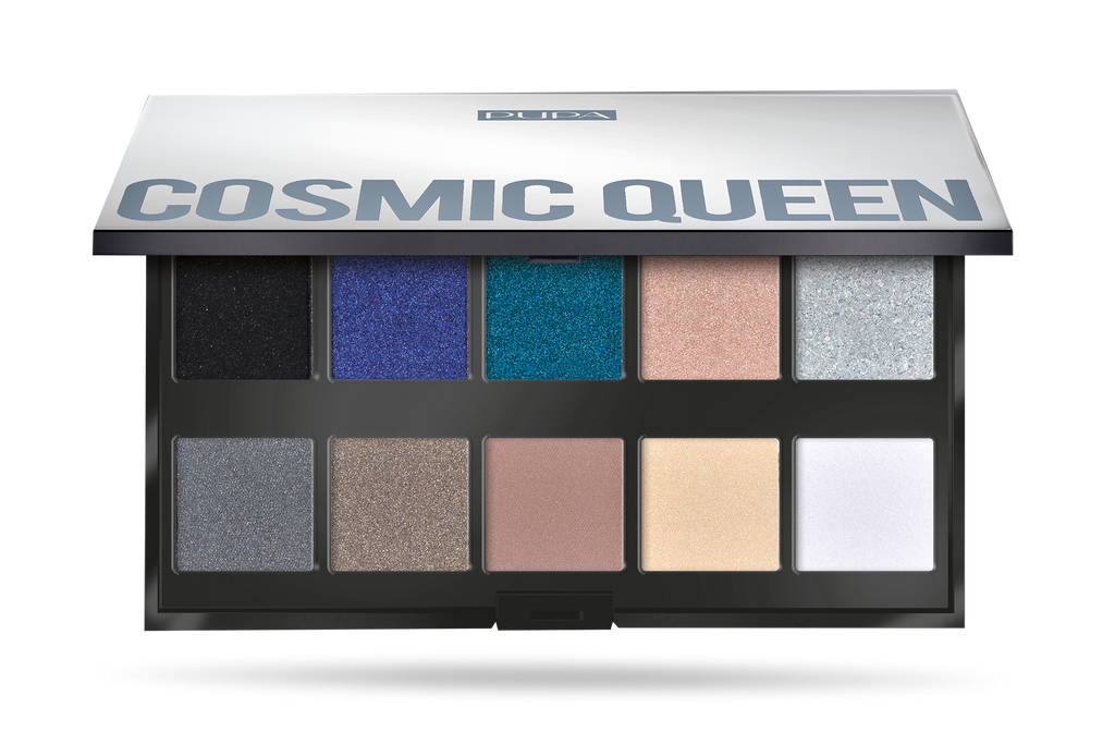 Pupa Makeup Stories - Cosmic Queen Eyeshadow Palette