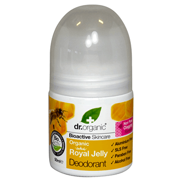 Dr. Organic Royal Jelly Deodorant