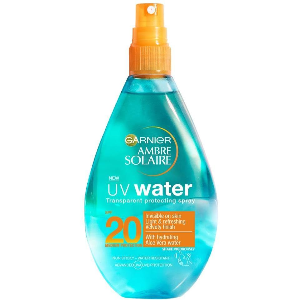 Garnier Ambre Solaire UV Water Transparent Protective Spray