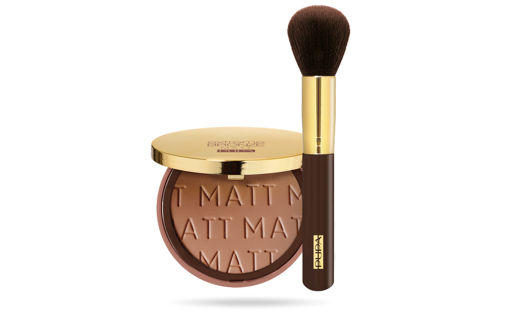 Pupa Extreme Bronze Matt Kit