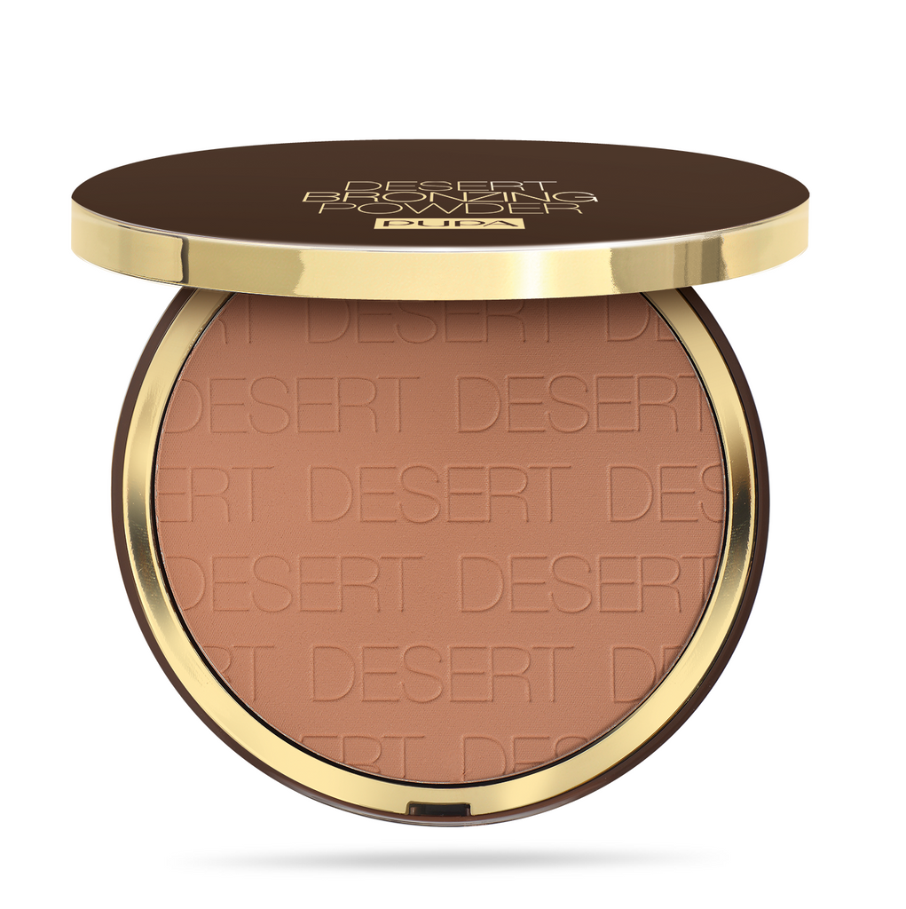 Pupa Desert Bronzing Powder + Free Mini Mascara