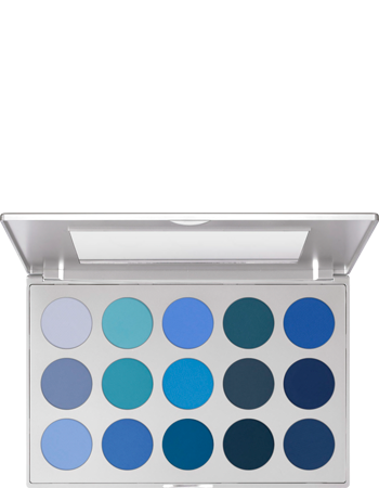Kryolan Eye Shadow Set 15 colors - Art. 5315