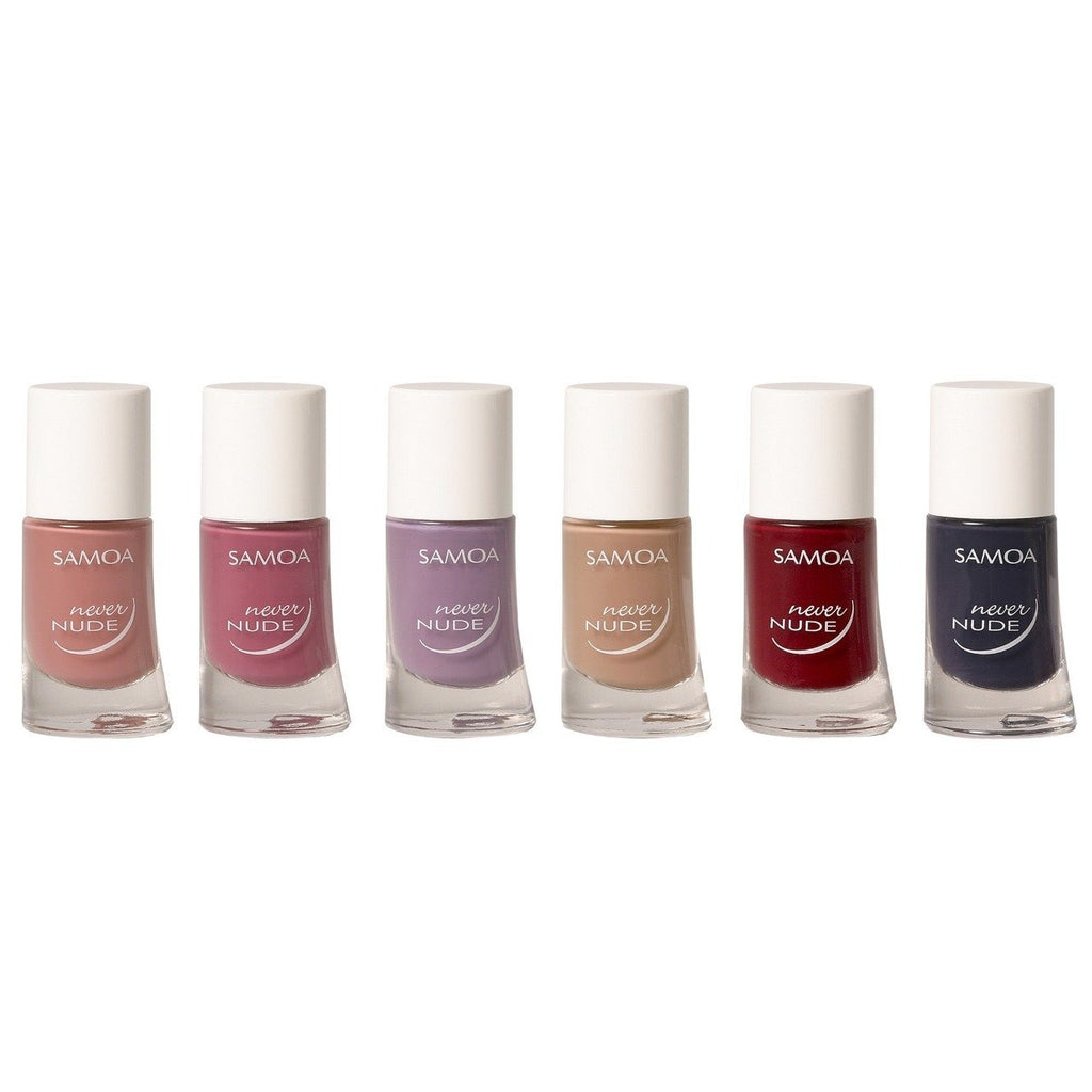 Samoa Fall of Winter Forever Conscious Never Nude Collection Set - Buy 5 Get 1 Free