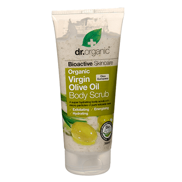 Dr. Organic Virgin Olive Oil Body Scrub