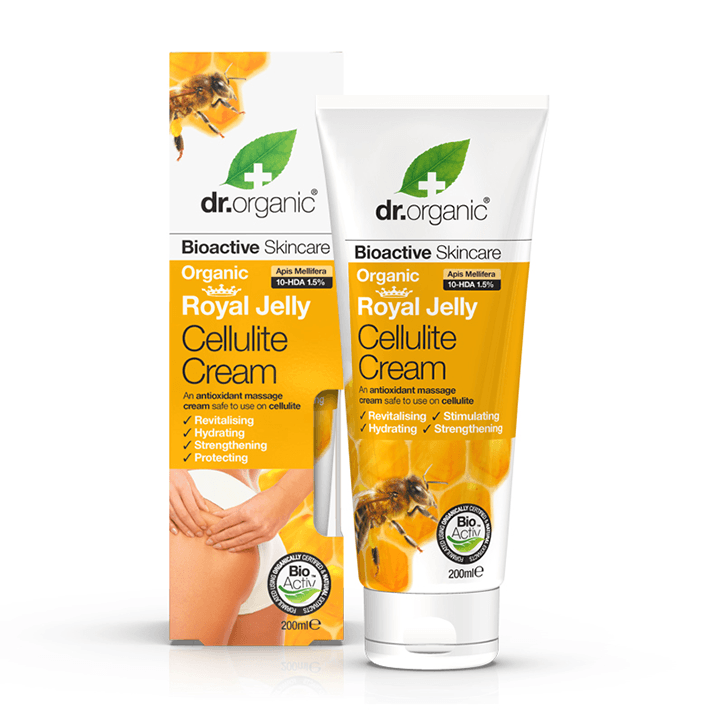 Dr. Organic Royal Jelly Cellulite Cream