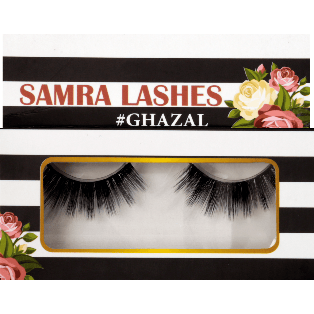 Samra Lashes One Pair Ghazal